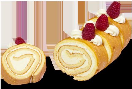 Croissant con Cremélite Bianca