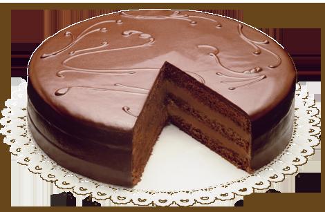 Torta al cioccolato e nocciola con Cremélite Nut