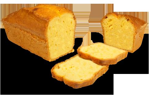 Plumcake con Gocceforno Limone