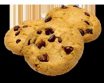Biscotti con Gocceforno Nocciola