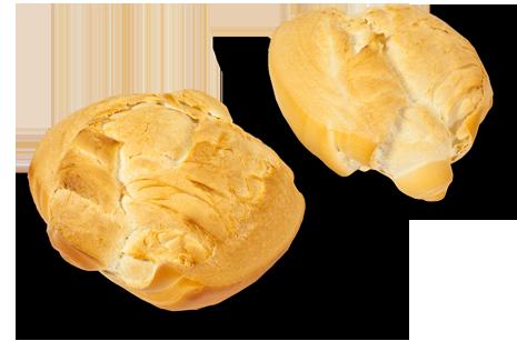 Pane Casereccio e Baguette con Panélite Bianco