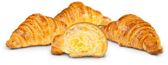 Croissant con Avant Croissant Plus