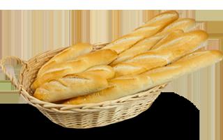 Baguette con Lievis+